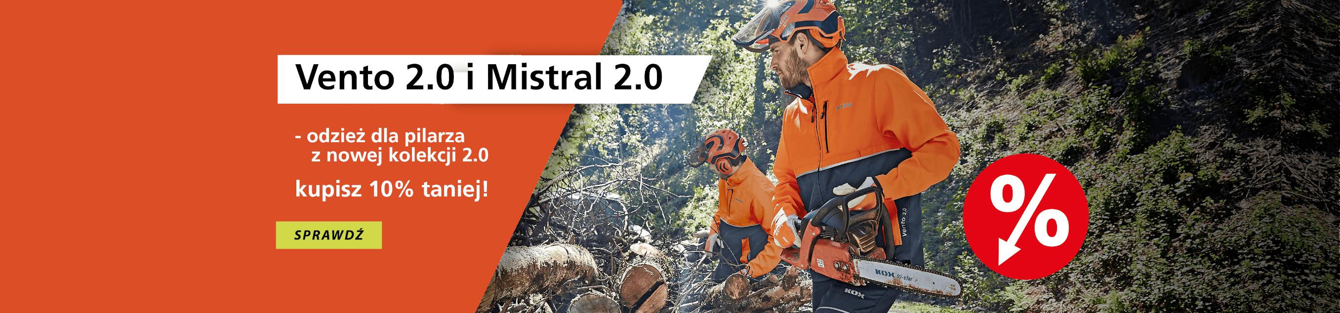 Vento 2.0 i Mistral 2.0
